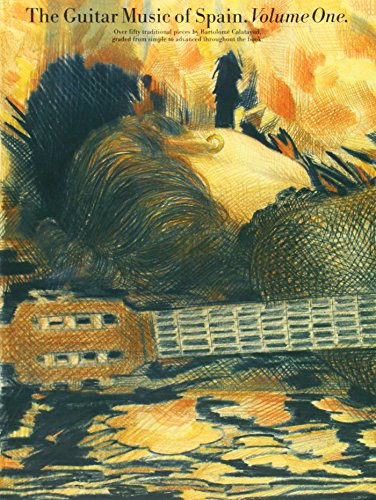 The guitar music of Spain: 1 (Classical Guitar Series)