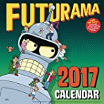 FUTURAMA 2017 Calendar