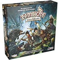 Cmon Inc. Zombicide Black Plague Wulfsburg Expansion Board Game