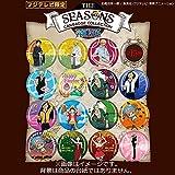【フジテレビ限定】ワンピース ザ・シーズンズ 缶バッジコレクション 全15種コンプリートセット