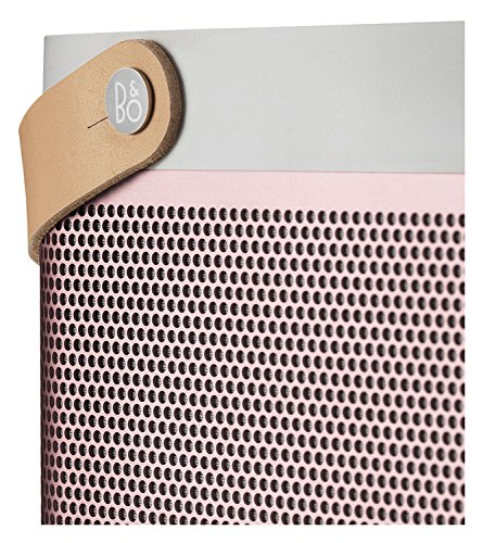 B&O Play Beolit 15 Bluetooth Lautsprecher (24h Akku, True360 Sound) Shaded Rosa