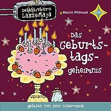 Das Geburtstagsgeheimnis (Detektivbüro LasseMaja 19) (       ungekürzt) von Martin Widmark Gesprochen von: Jens Wawrczeck
