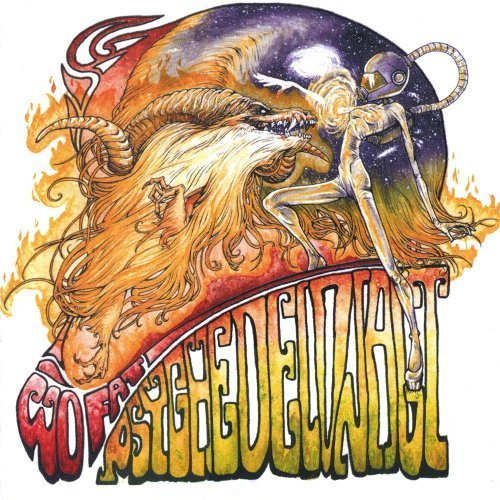 Psychedelonaut by Wo Fat (2009) Audio CD