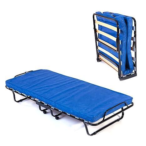 Brandina cama plegable con tapa (Gálibo mínimo)