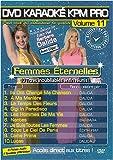 echange, troc DVD Karaoké KPM Pro Vol.11 Femmes Eternelles