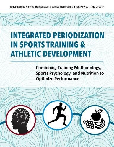 Integrated Periodization in Sports Training & Athletic Development Combining Training Methodology, Sports Psychology, and Nutrition to Optimize Performance [Bompa, Tudor - Howell, Scott] (Tapa Blanda)