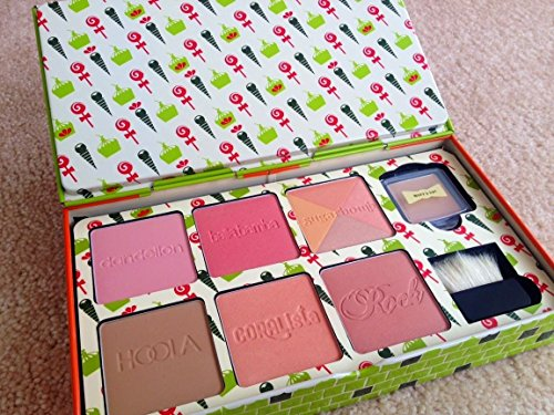Benefit Cosmetics Cheeky Sweet Spot Box O' Blushes ~ Limited Edition