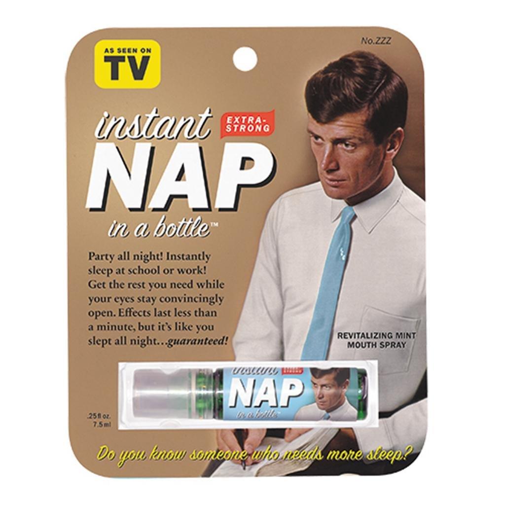цена на BlueQ Nap In a Bottle Breath Spray