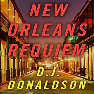 New Orleans Requiem Audiobook