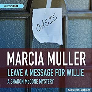 Leave a Message for Willie Audiobook