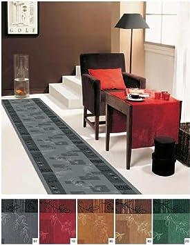 Teppich L/äufer Br/ücke Magic Style Rot in 20 Gr/ö/ßen