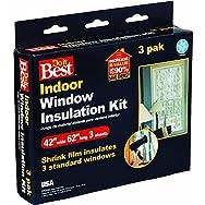 Do it Best Heat Shrink Film Window Kit-3PK SHRINK WINDOW KIT