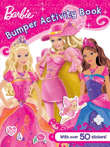 Barbie Bumper Activity Book