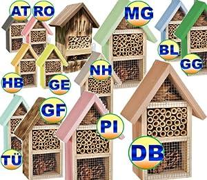 black insektenhotel n 3 hd schwarz kleines vogelhaus. Black Bedroom Furniture Sets. Home Design Ideas