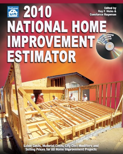 2010 National Home Improvement Estimator2010 National Home Improvement Estimator