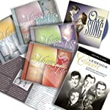 Andy Williams, The Platters, Nat King Cole, Dionne Warwick, Bobby Vinton, Dean Martin, Perry Como, Bobby Darin, Patsy Cline Johnny Mathis Music Of Your Life 8 CDs + Bonus CD + Bonus DVD + booklet - As Seen On TV