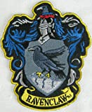 "Harry Potter House of Ravenclaw Hogwarts Crest Patch 4 3/4"""