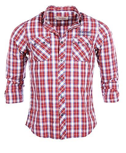 Camicia Kaporal Bush Rosso rosso XXXL
