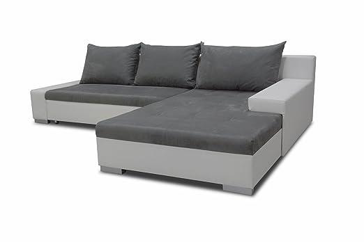Bigsofa Caddy mini Ecksofa Eckcouch Sofa Couch XXL 01321