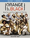 Orange Is the New Black Season 2 [Blu-ray]