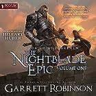 The Nightblade Epic, Volume 1: A Book of Underrealm Hörbuch von Garrett Robinson Gesprochen von: Hillary Huber