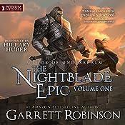 The Nightblade Epic, Volume 1: A Book of Underrealm | Garrett Robinson