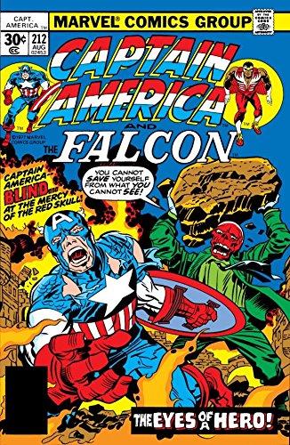 Captain America (1968-1996) #212 (Captain America 212 compare prices)
