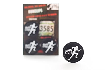 Run Clips Bib/ Race Number