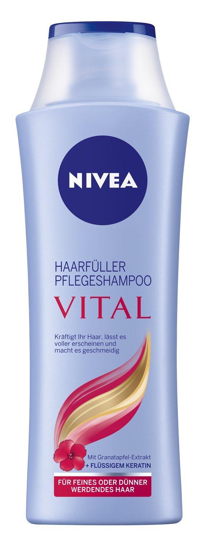 Nivea Haarfüller Pflegeshampoo Vital,