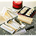 Home Kitchen Dinner Gesunde Sushi Maker Kit Reis Formenbau Set Kochen Tools