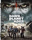 Dawn of the Planet of the Apes [Blu-ray]