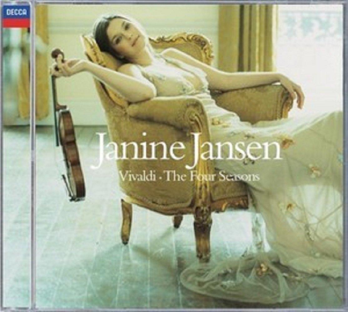 Vivaldi: The Four Seasons - Janine Jansen shakespeare – the four romances