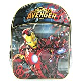 Iron Man 16 Inch Lenticular Backpack - The Armored Avenger