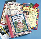 DELUXE SCHOOL MEMORIES KEEPSAKE PHOTO ALBUM SCRAPBOOK Pre & K-12 - **FACTORY SEALED**