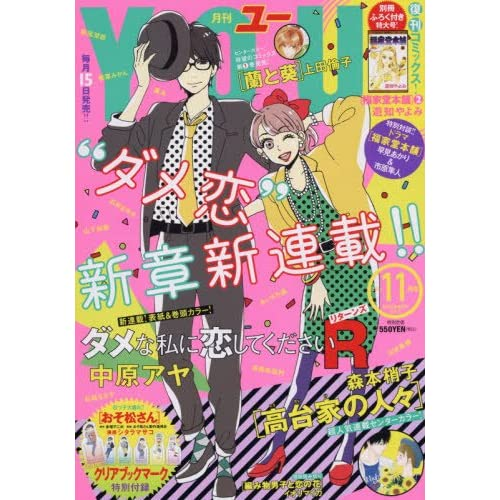 YOU(ユー) 2016年 11 月号 [雑誌]