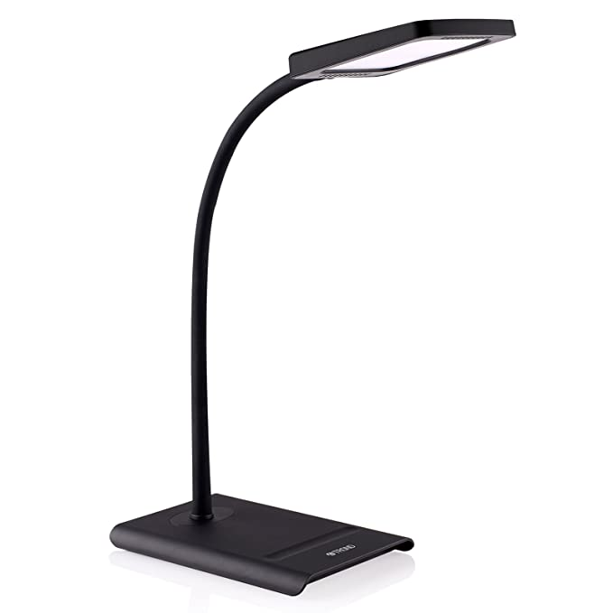 Trond Halo Dimmable LED Desk Lamp