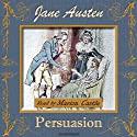 Persuasion Audiobook by Jane Austen Narrated by Marion Castle