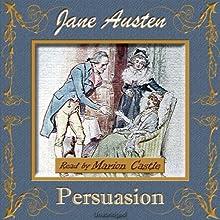 Persuasion | Livre audio Auteur(s) : Jane Austen Narrateur(s) : Marion Castle