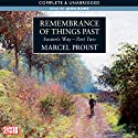 Remembrance of Things Past: Swann's Way, Part 2 (       UNABRIDGED) by Marcel Proust Narrated by John Rowe