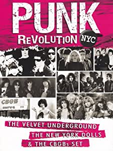 Punk Revolution NYC [ 2 x DVD DELUXE EDITION] [NTSC] [2011]