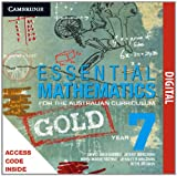 img - for Essential Mathematics Gold for the Australian Curriculum Year 7 PDF Textbook book / textbook / text book