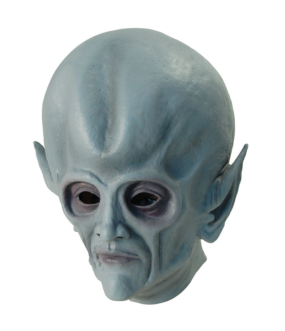 Alien Fancy Dress Mask  E.t. Mask