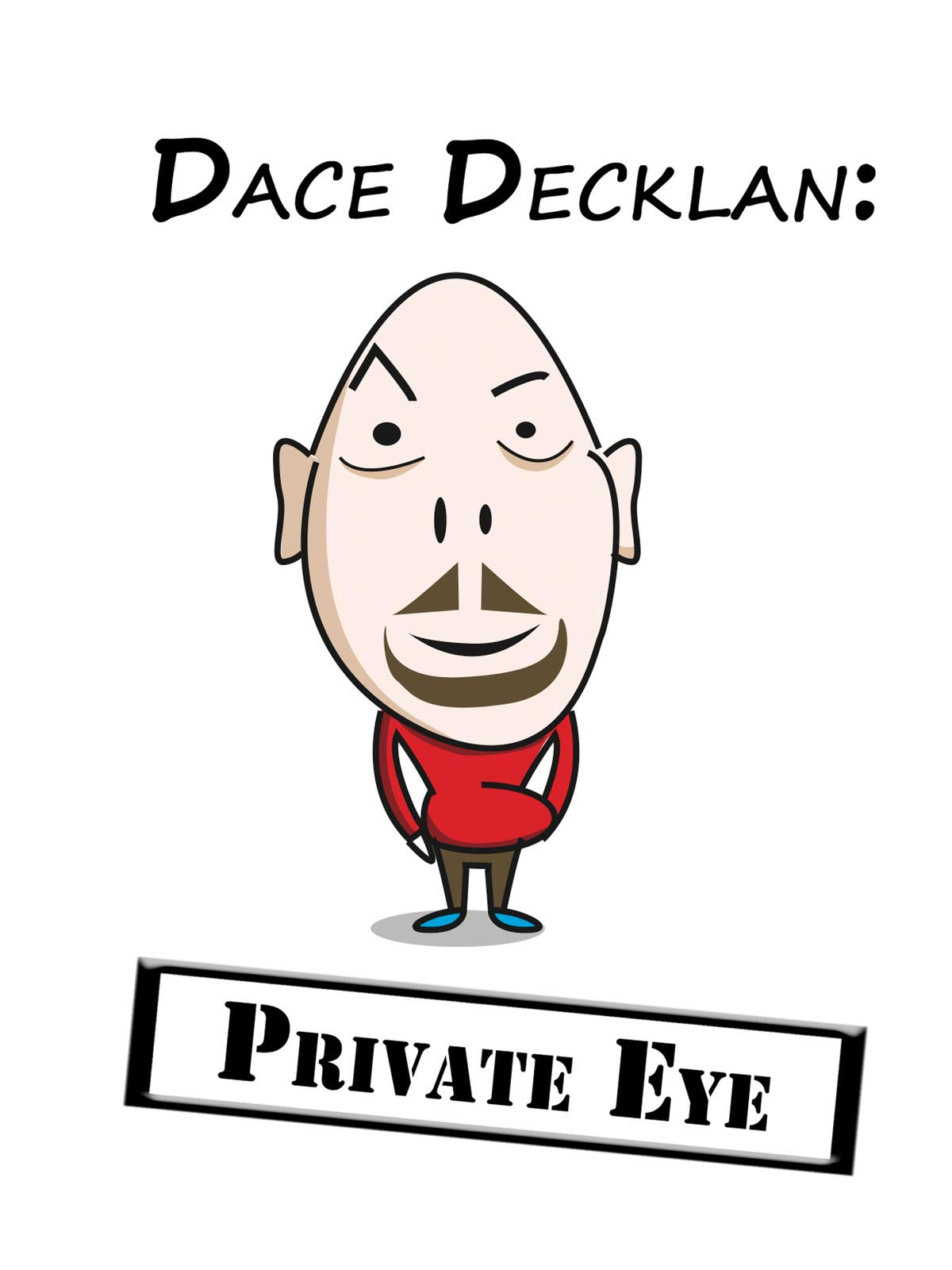 Dace Decklan: Private Eye on Amazon Prime Video UK