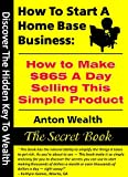 How To Start A Home Based Business: How To Make $865 Dollars A Day Selling This Simple Product