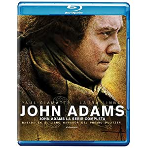 John Adams [3-Disc Blu-ray]