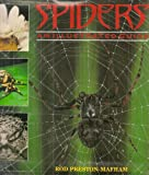 Spiders and Scorpions: An Illustrated Guide (0713723033) by Preston-Mafham, Rod