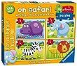 Ravensburger My First Puzzles On Safari