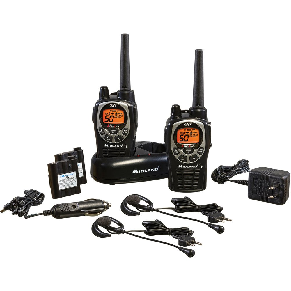 Midland Walkie Talkie Review - Midland GXT1000VP4