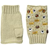 San Diego Hat Company Women's Fine Knit Fingerless Gloves
