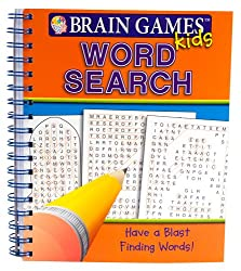 Brain Games for Kids: Word Search